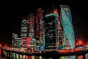Moskva stad foto