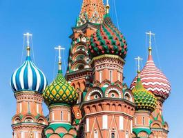 saint basilkatedralen foto
