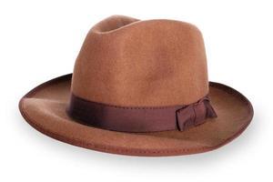 klassisk mäns hatt foto