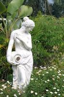 kvinnlig skulptur foto