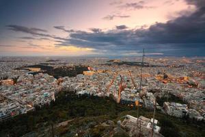 Aten, Grekland. foto