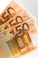 europeiska pengar foto