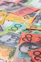 australiska pengar foto