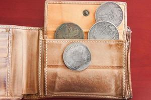 gamla pengar foto