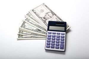 redovisning i pengarna foto