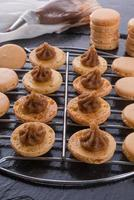 macaron ingredienser foto