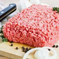 köttfärs foto