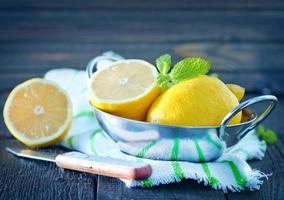 citroner foto