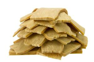 torkad tofu foto