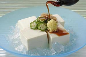kall tofu foto