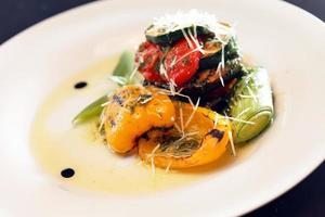 grillade grönsaker foto