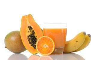 tropisk juice foto