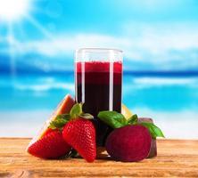 juice dryck foto