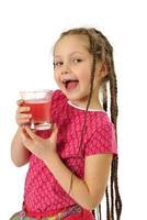 fruktig juice foto