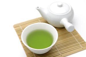 japansk te foto