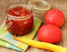 tomat sylt