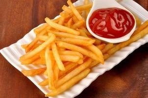 pommes frites 12 foto