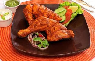 kyckling tikka foto
