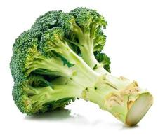 grön broccoli foto