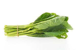 kinesiska broccoli grönsaker foto
