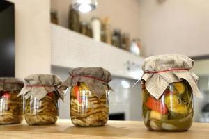italienska pickles foto
