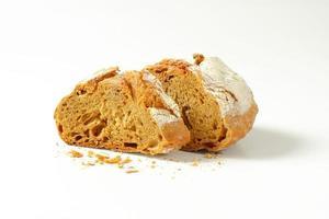 crusty bröd foto