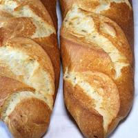 fransk bröd foto