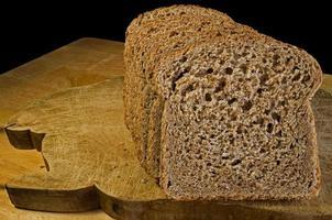 ekologiskt bröd foto