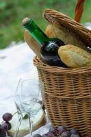 picknick korg foto