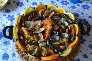 spansk mat foto