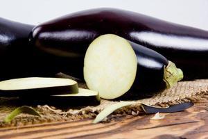 äggplanta foto