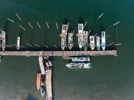 bryggbåt foto