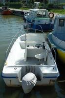 båtar och fiskefartyg foto