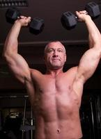bodybuilder utbildning foto