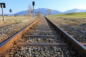 järnväg foto