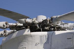 helikopterflygskruv foto