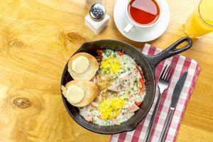 ägg omelett