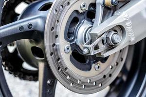 motorcykel hjul broms bakgrund i motorcykel, motorcykel hjul foto