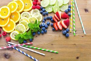 färska frukter