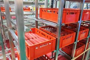 livsmedelsindustrins utrustning foto