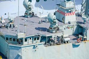 militär fartyg foto