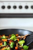 vegetabilisk stirfry