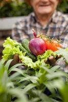 titta på denna underbara hälsosamma färska livsmedel foto