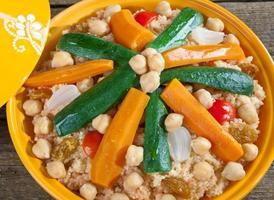 grönsak tajine foto