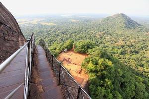 sigiriya rock, Sri Lanka foto