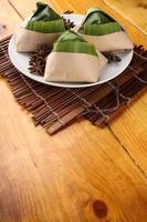 malaysiska nasi lemak foto