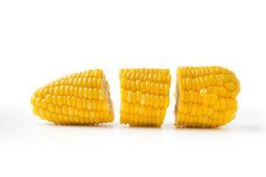 tvärsnitt majs foto