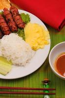 nötkött sallad Vietnam stil foto