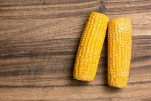 corncob matlagning bakgrund foto