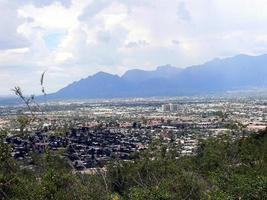 utsikt över Tucson foto